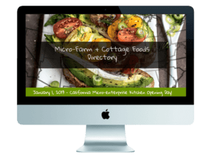Cottage Foods Directory