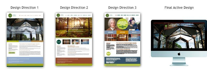 Design Process With Comps and Final