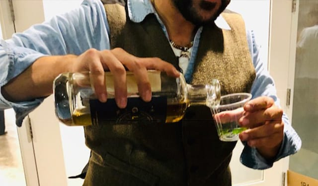 Future Bright Blog   TedX Salon The Future Of Food   Glyph Scotch