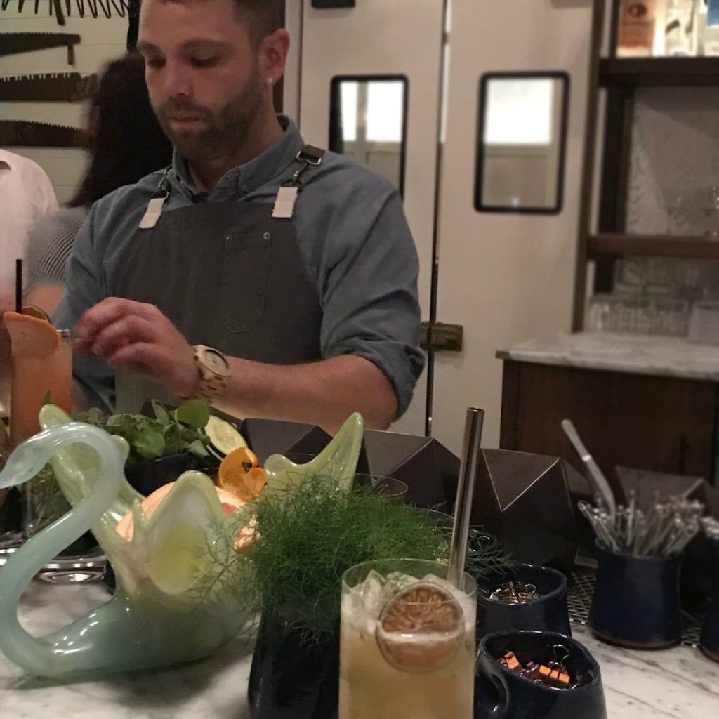 Fern Bar Matthew