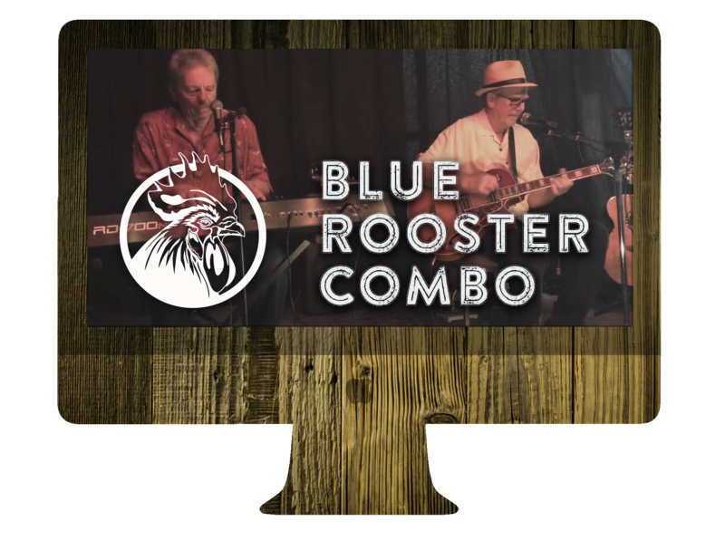 Blue Rooster Combo - Future Bright Website Design