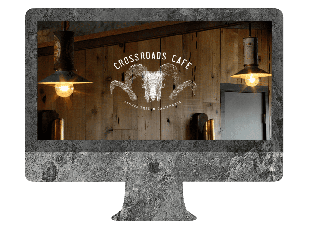 Crossroads Cafe - Future Bright Website Design