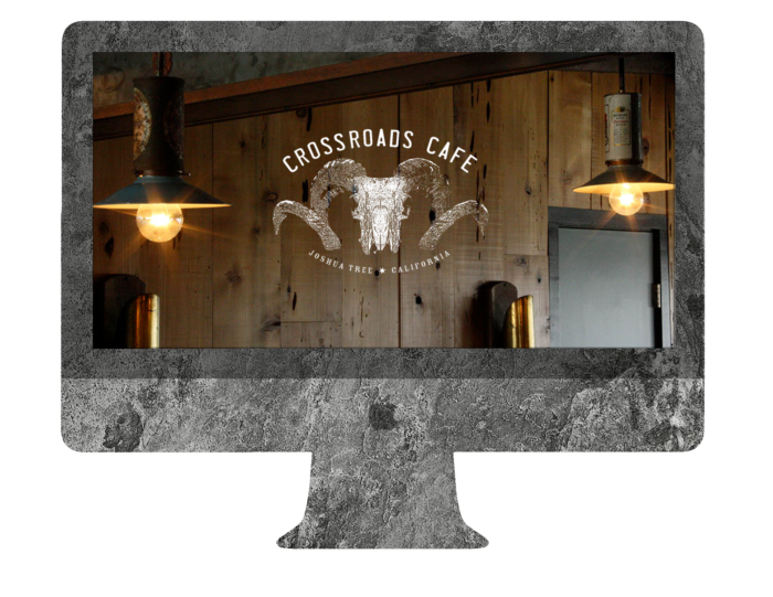 Crossroads Cafe - Future Bright Website Design