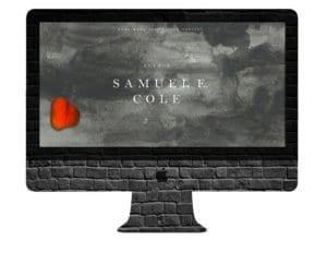Samuel E Cole - Future Bright Website Design