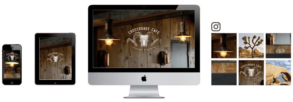 Future Bright Portfolio - Crossroads Cafe