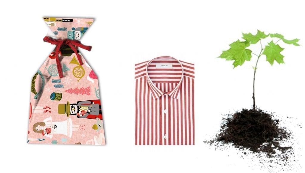 Future Bright Fabric Gift Bags