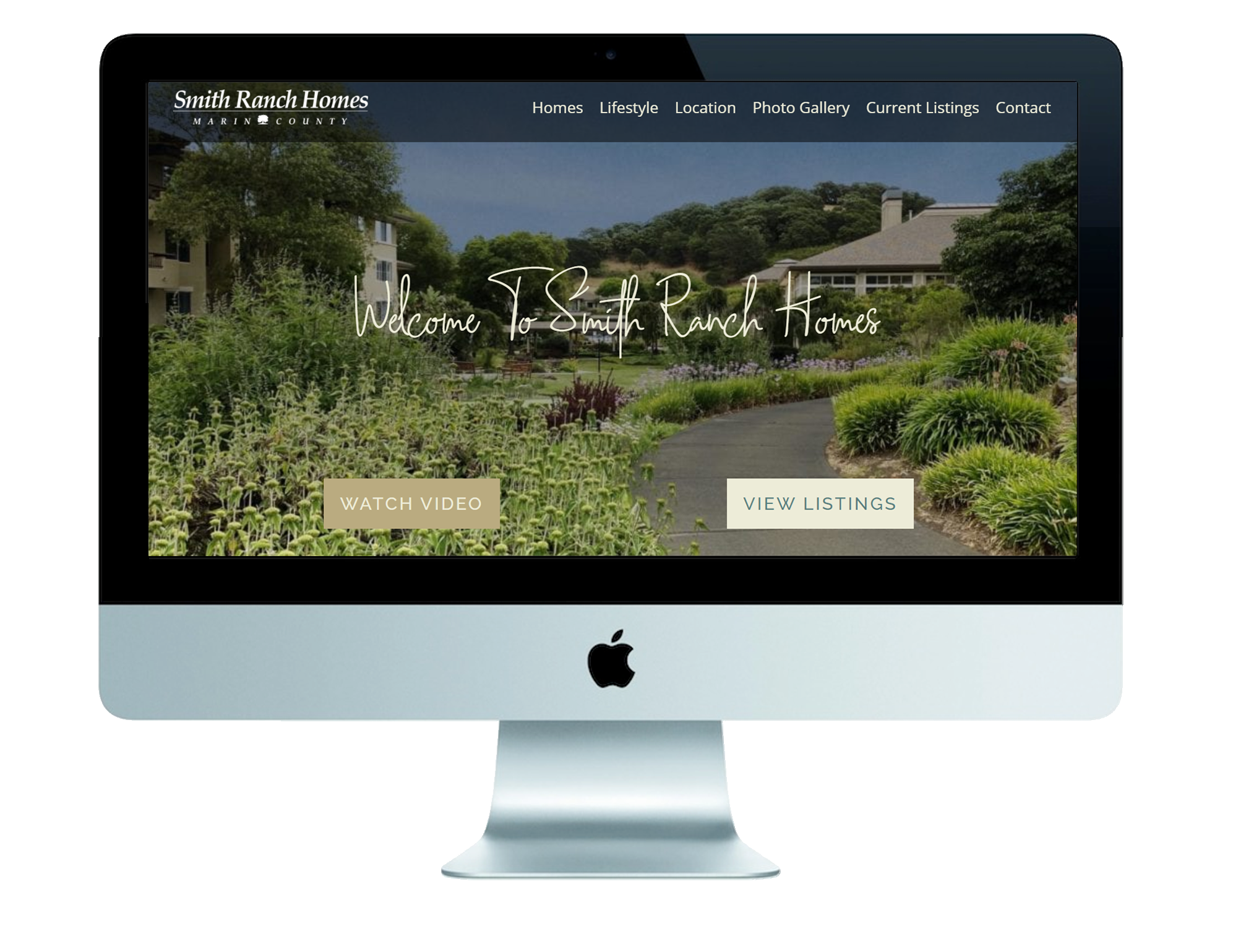 Future Bright Websites - Smith Ranch Homes